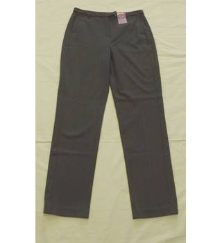 BNWT Tu size 10 Reg. Dark Grey Trousers