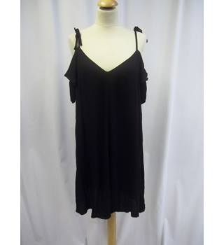 River Island - Size: 14 - Black - Short Dress