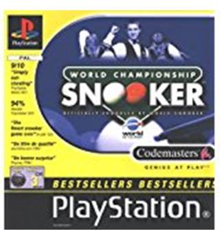 World Championship Snooker (PS1)