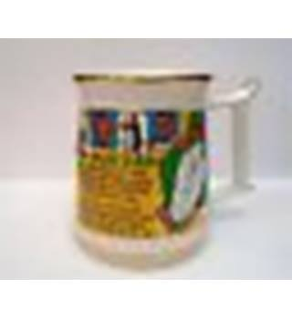 Prince William Ware Tankard cup Our Dad fathers day mug gold guilding Prince William