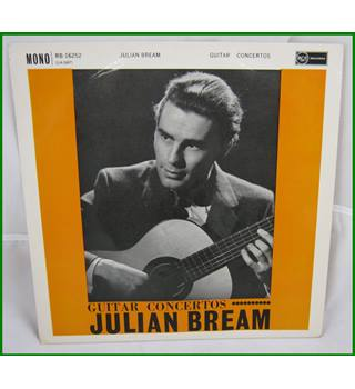 Julian Bream ‎– Guitar Concertos - RB 16252