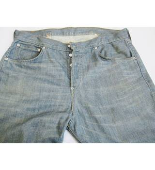 "Levis 542 blue jeans W32 L34 cinch back levis - Size: 32"" - Blue - Jeans"
