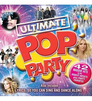 Ultimate Pop Party Various