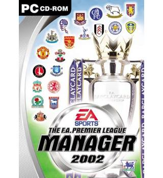 The F.A Premier League Manager 2002 (PC)