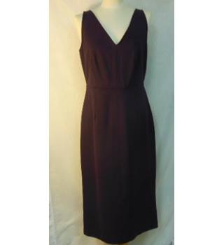 NWOT M&S Autograph Size: 12 Purple Knee length dress