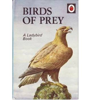 Birds Of Prey, A Ladybird Book