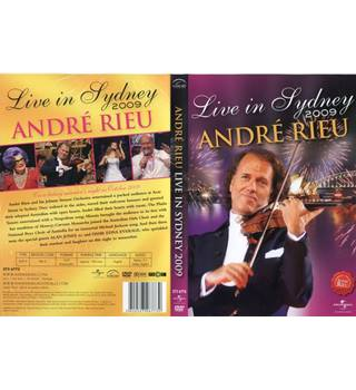 André Rieu: Live In Sydney [DVD] Non-classified