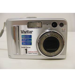 Vivitar Vivicam 8400 8MPixel Digital Camera