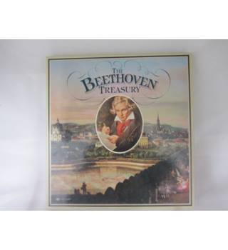 Beethoven treasury cassettes set