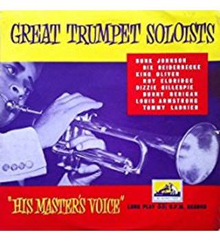 Various Artists - Great Trumpet Soloists