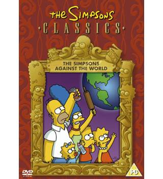 THE SIMPSONS AGAINST THE WORLD PG