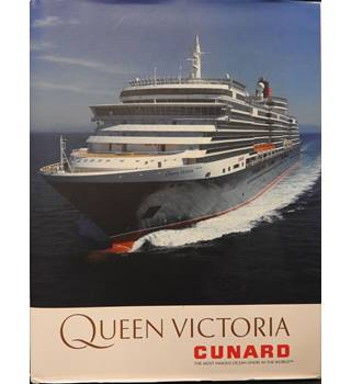 Queen Victoria; A Liner for the 21st Century