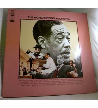 """The World Of Duke Ellington"" 2LP by Duke Ellington - CBS 88128"