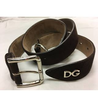 Dolce & Gabbana Belt Dolce and Gabbana - Size: Not specified - Brown