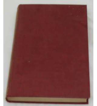 Alfred North Whitehead - Nature and Life - Hardcover - 1934