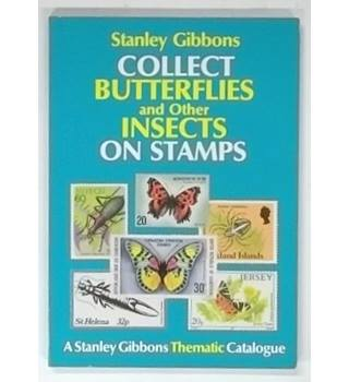 Collect Butterflies and Other Insects on Stamps [1991]