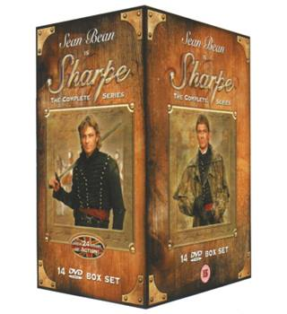 Sharpe The Complete Series - 14 Disc Box Set