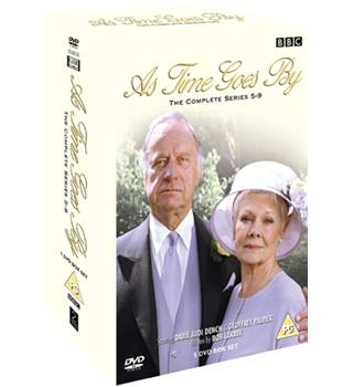 As Time Goes By Series 5-9 (Box Set) New & Sealed PG