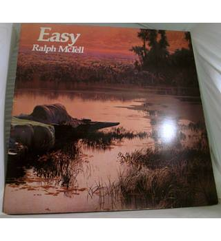 """Easy"" LP by Ralph McTell - K 54013"