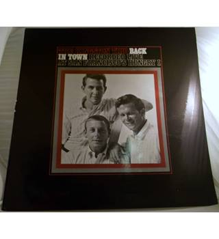 """Back In Town"" LP by The Kingston Trio - S-4473"