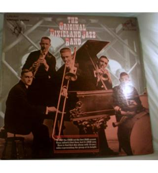 """The Original Dixieland Jazz Band"" LP - LPV 547"
