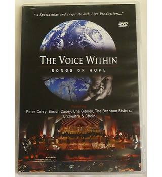 The Voice Within: Songs Of Hope [DVD]