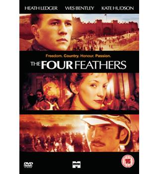 THE FOUR FEATHERS 15