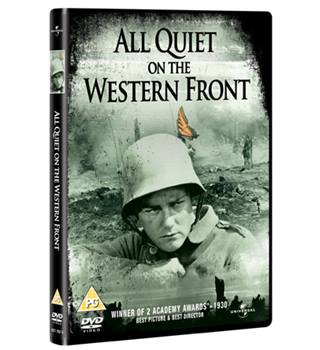 ALL QUIET ON THE WESTERN FRONT PG
