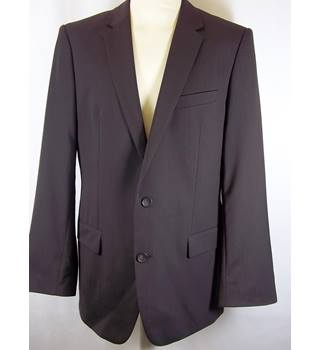 Hugo Boss - Brown - Single breasted suit