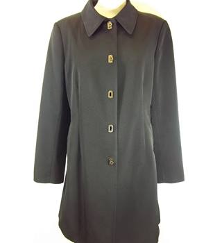 Anne Klein - Size: 12 - Black - Casual jacket / coat
