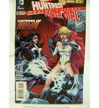 Worlds' Finest: Huntress and Power Girl #15