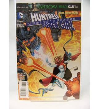 Worlds' Finest: Huntress and Power Girl #5