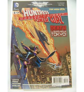 Worlds' Finest: Huntress and Power Girl #3