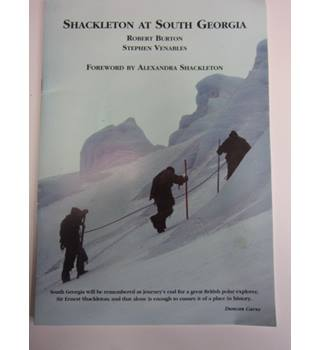 Shackleton At South Georgia