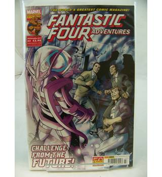 Fantastic Four Adventures #23