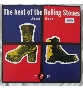 Jump Back - The Best of the Rolling Stones The Rolling Stones - V2726
