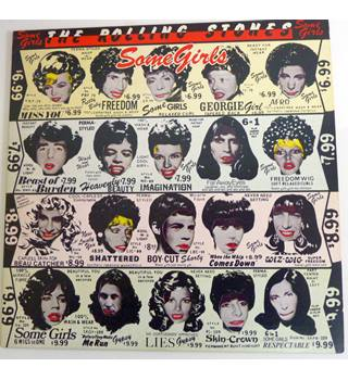 Rolling Stones - Some Girls / CUN 39108