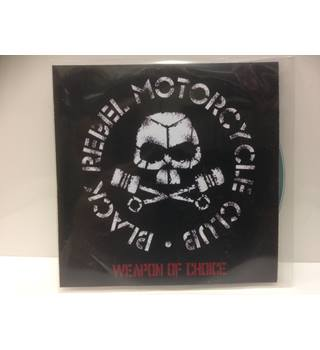 WEAPON OF CHOICE BLACK REBEL MOTORCYCLE CLUB