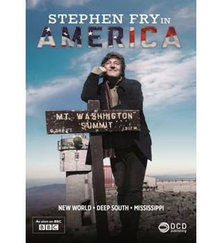 STEPHEN FRY in AMERICA, Mountains and Plains, True West, Pacific