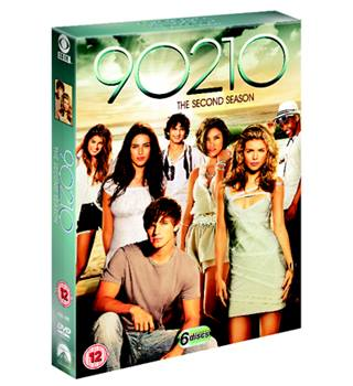 90210 THE COMPLETE SECOND SEASON 12