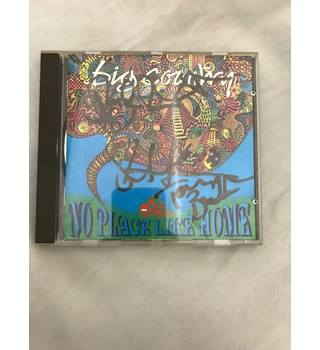Big Country No Place Like Home Signed CD Big Country