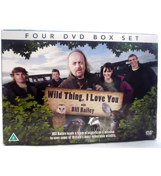 Wild Thing, I Love You with Bill Bailey E