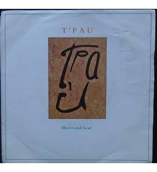 Heart And Soul - T'Pau - SRN 41