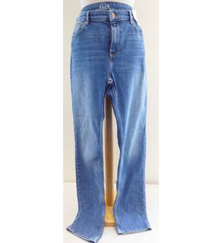 "M&S Marks & Spencer - Size: 44"" - Blue - Jeans"