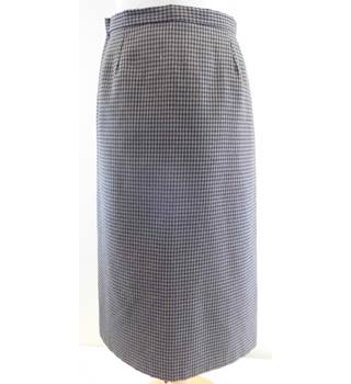 Hamells - Size: 16 - Brown - Calf length skirt