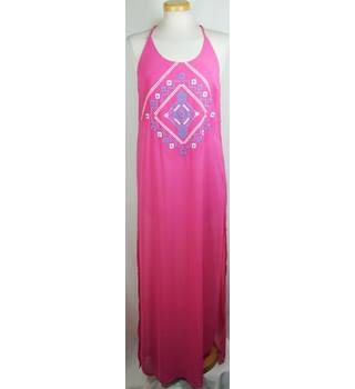 BNWT Kori America size small pink maxi dress