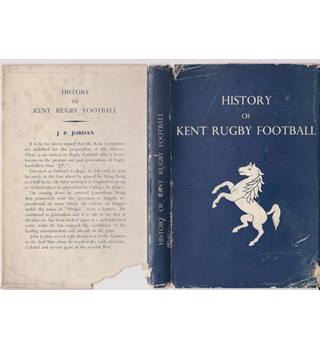 History of Kent Rugby Football