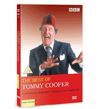 COMEDY GREATS TOMMY COOPER PG