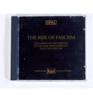 Speeches and music from the rise of Fascism