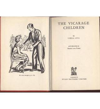 The Vicarage Children   1st edition